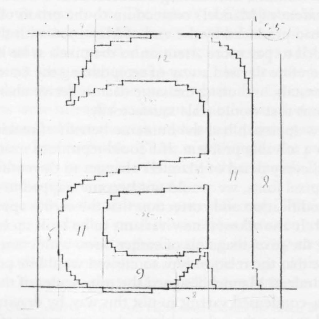 Richars Southall's raster outline for Colorado